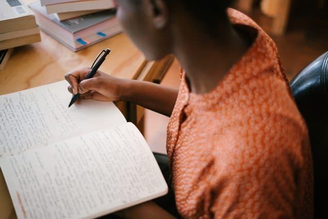 Volg een online schrijfcursus